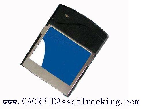 Compact UHF RFID Interrogator Compact Flash (CF) Card